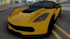 Chevrolet Corvette Z06 (C7) (SA Lights)