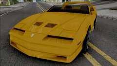 Pontiac Firebird Roadster Concept