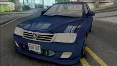 Proton Waja Enhanced para GTA San Andreas