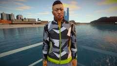 Man 2 from GTA Online Los Santos Tuners para GTA San Andreas