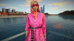 Fortnite - Athleisure Assassin Fashion Casual V2 para GTA San Andreas