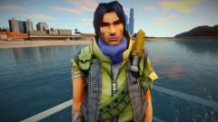 Chris Stone From Freedom Fighters para GTA San Andreas