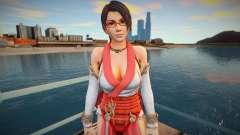 Dead Or Alive 5: Ultimate - Momiji Costume v3 para GTA San Andreas