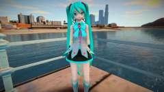PDFT Hatsune Miku Star para GTA San Andreas