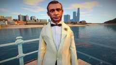 Agente 007 (buena piel) para GTA San Andreas