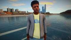 Man 1 from GTA Online Los Santos Tuners para GTA San Andreas