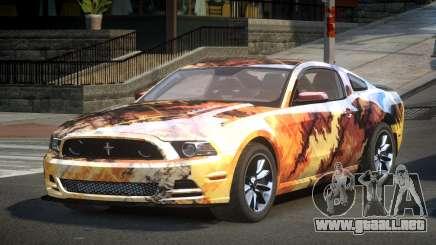 Ford Mustang GST-U S8 para GTA 4