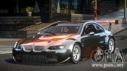 BMW M3 E92 GS Tuning S10 para GTA 4