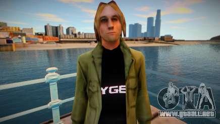 YGE Skin (Official) para GTA San Andreas