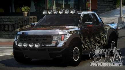 Ford F-150 U-Style S6 para GTA 4