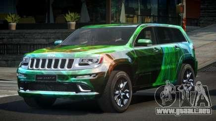 Jeep Grand Cherokee SP S3 para GTA 4