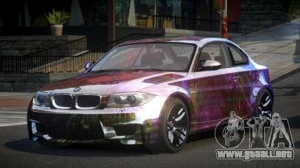 BMW 1M E82 US S5 para GTA 4
