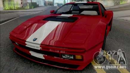 Grotti Cheetah Classic para GTA San Andreas