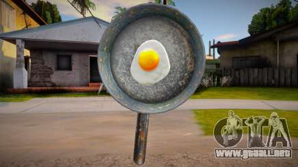Egg In Pan para GTA San Andreas