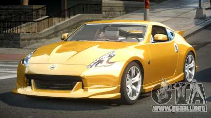 Nissan 370Z GST para GTA 4