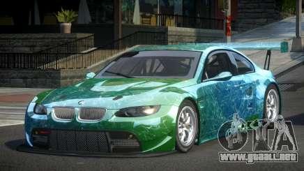 BMW M3 E92 GS Tuning S9 para GTA 4