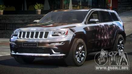 Jeep Grand Cherokee SP S6 para GTA 4