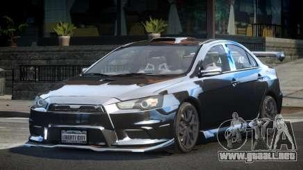 Mitsubishi Evo X SP para GTA 4