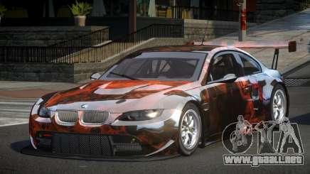 BMW M3 E92 GS Tuning S1 para GTA 4