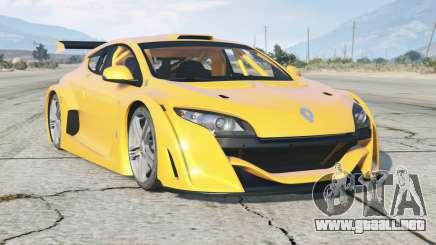 Trofeo Renault Megane 2011〡add-on para GTA 5