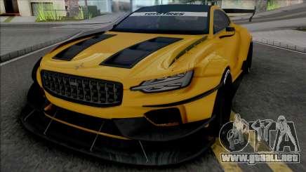 Polestar 1 2020 NFS Heat K.S Hero para GTA San Andreas