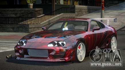 Toyota Supra M4 S10 para GTA 4