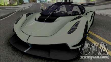 Koenigsegg Jesko 2020 & Jesko Absolute para GTA San Andreas