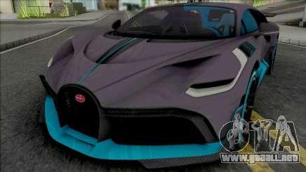 Bugatti Divo 2019 [HQ] para GTA San Andreas