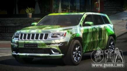 Jeep Grand Cherokee SP S9 para GTA 4