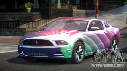 Ford Mustang GST-U S10 para GTA 4