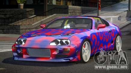 Toyota Supra M4 S9 para GTA 4