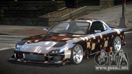 Mazda RX-7 GS S4 para GTA 4