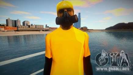 Vagos en respirador para GTA San Andreas