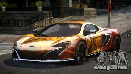 McLaren 650S BS S4 para GTA 4