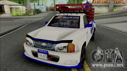 Chevrolet LUV Pick Up para GTA San Andreas