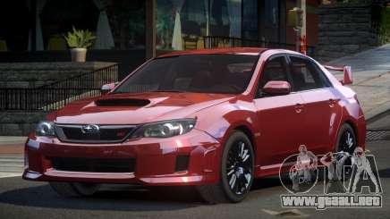 Subaru Impreza GST-R para GTA 4
