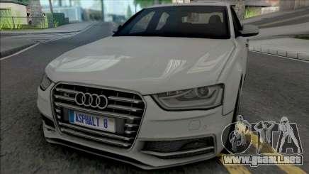 Audi S4 2013 para GTA San Andreas