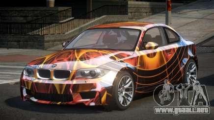 BMW 1M E82 US S9 para GTA 4