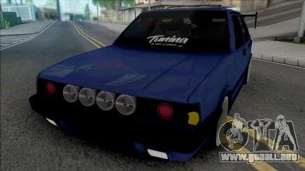 Tofas Dogan Drag para GTA San Andreas