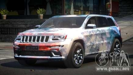 Jeep Grand Cherokee SP S5 para GTA 4
