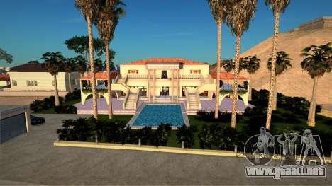 Las venturas, paquete de propiedades del condado para GTA San Andreas