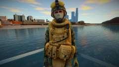 Call Of Duty Modern Warfare - Woodland Marines 5 para GTA San Andreas