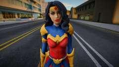 Fortnite - Wonder Woman v2 para GTA San Andreas