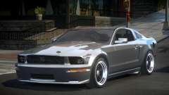 Ford Mustang BS-U