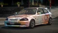 Honda Civic GS-U PJ3 para GTA 4