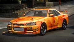 Nissan Skyline R34 PS-I S2 para GTA 4