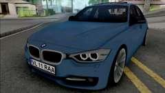 BMW 3-er F30 Sport Line 2013 para GTA San Andreas