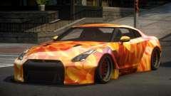 Nissan GTR FLS S8 para GTA 4