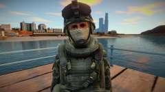 Call Of Duty Modern Warfare 2 - Battle Dress 11 para GTA San Andreas