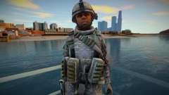 Call Of Duty Modern Warfare 2 - Army 3 para GTA San Andreas